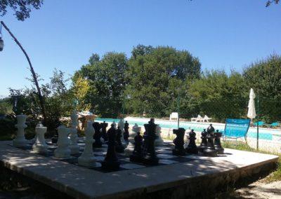 Jeu d'échecs-